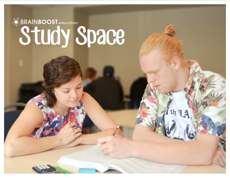 Study Space is Here For You!