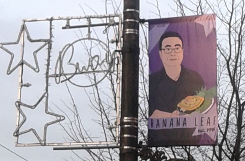 Banners on Broadway by BrainBoosters