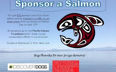 Sponsor a Salmon